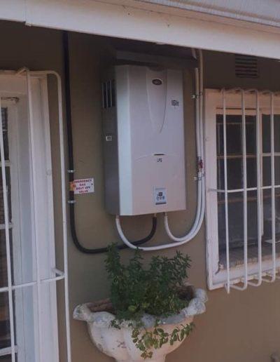 gas geyser installation krugersdorp